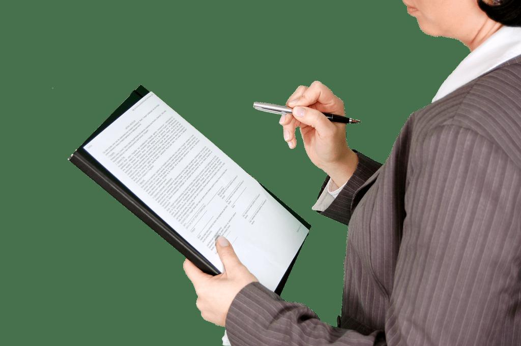 PA-Secretary-conducing-an-appraisal