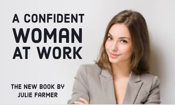 A Confident Woman at Work