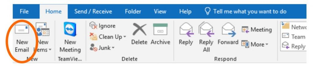 Create signature image in outlook 2016